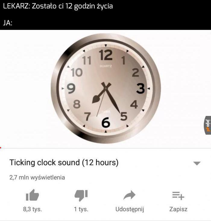 12 godzin