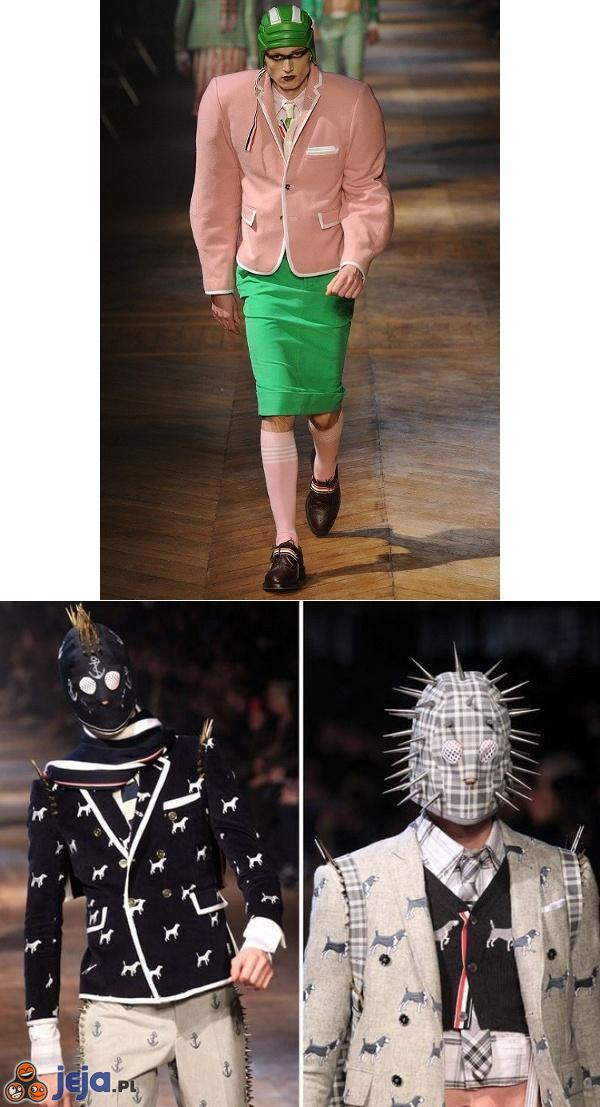 Moda męska XXI wieku