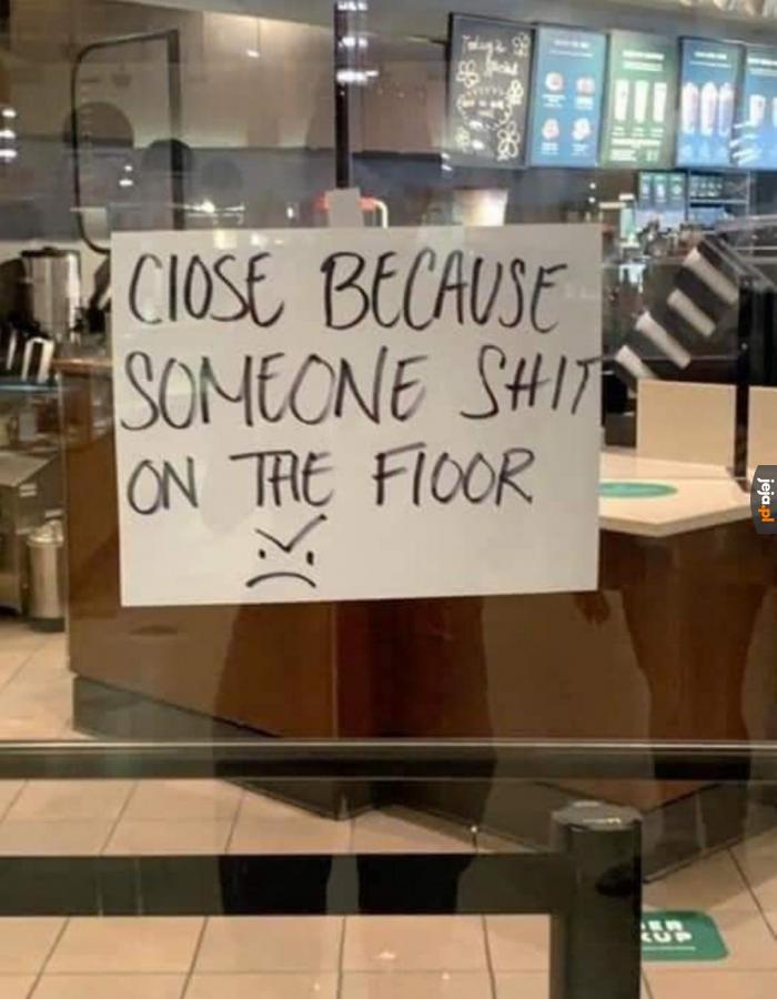 Zdenerwowanie pracownika jest zrozumiałe