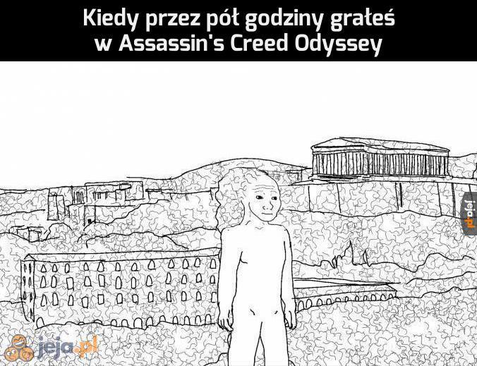 O Starożytnej Grecji wiem wszystko