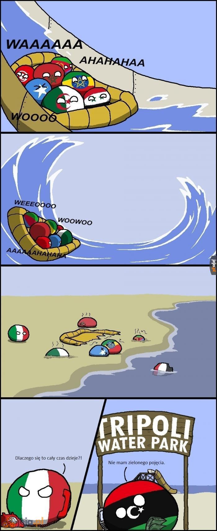 Włochy nie rozumieją, skąd tylu imigrantów