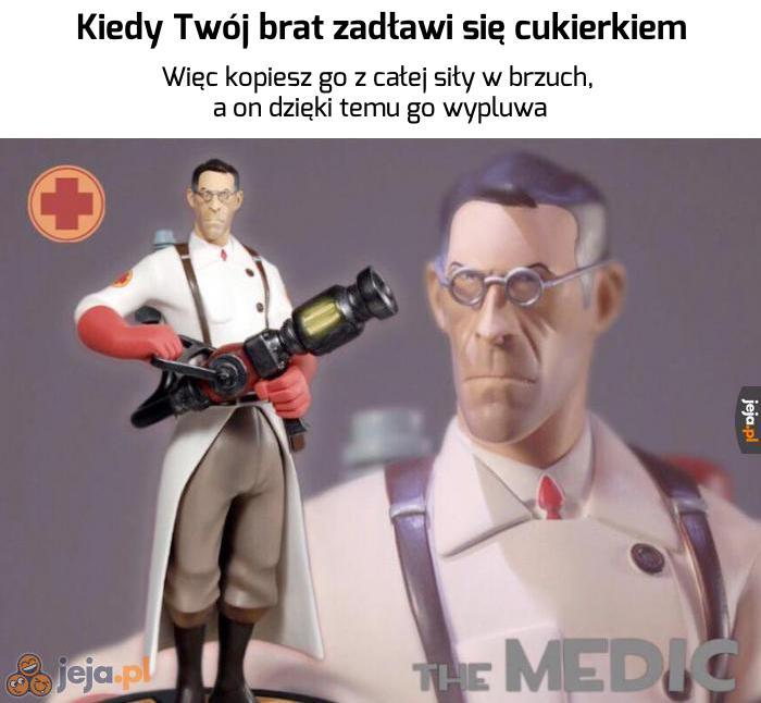 Jestem lekarzem, zaufaj mi