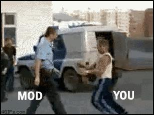 Admin, Mod i użytkownik 2: Powrót admina