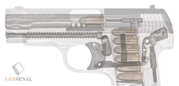 Jak działa pistolet