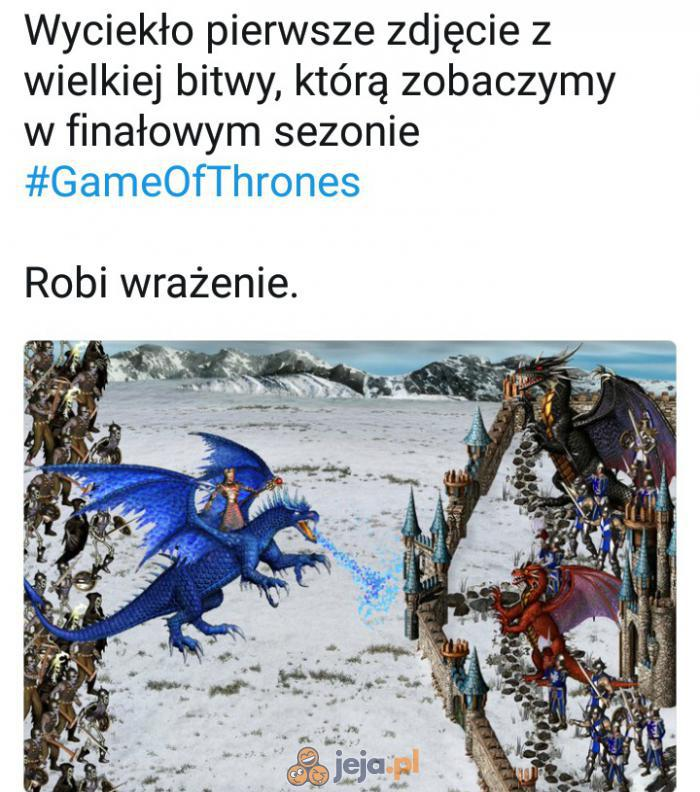 Nowy sezon Gry o tron zapowiada się świetnie