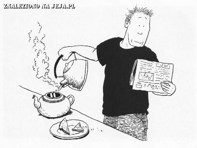 Samobójstwa zajączka: Zajączek i czajnik
