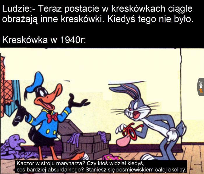 Wojny kreskówkowe