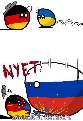 Rosja vs Niemcy