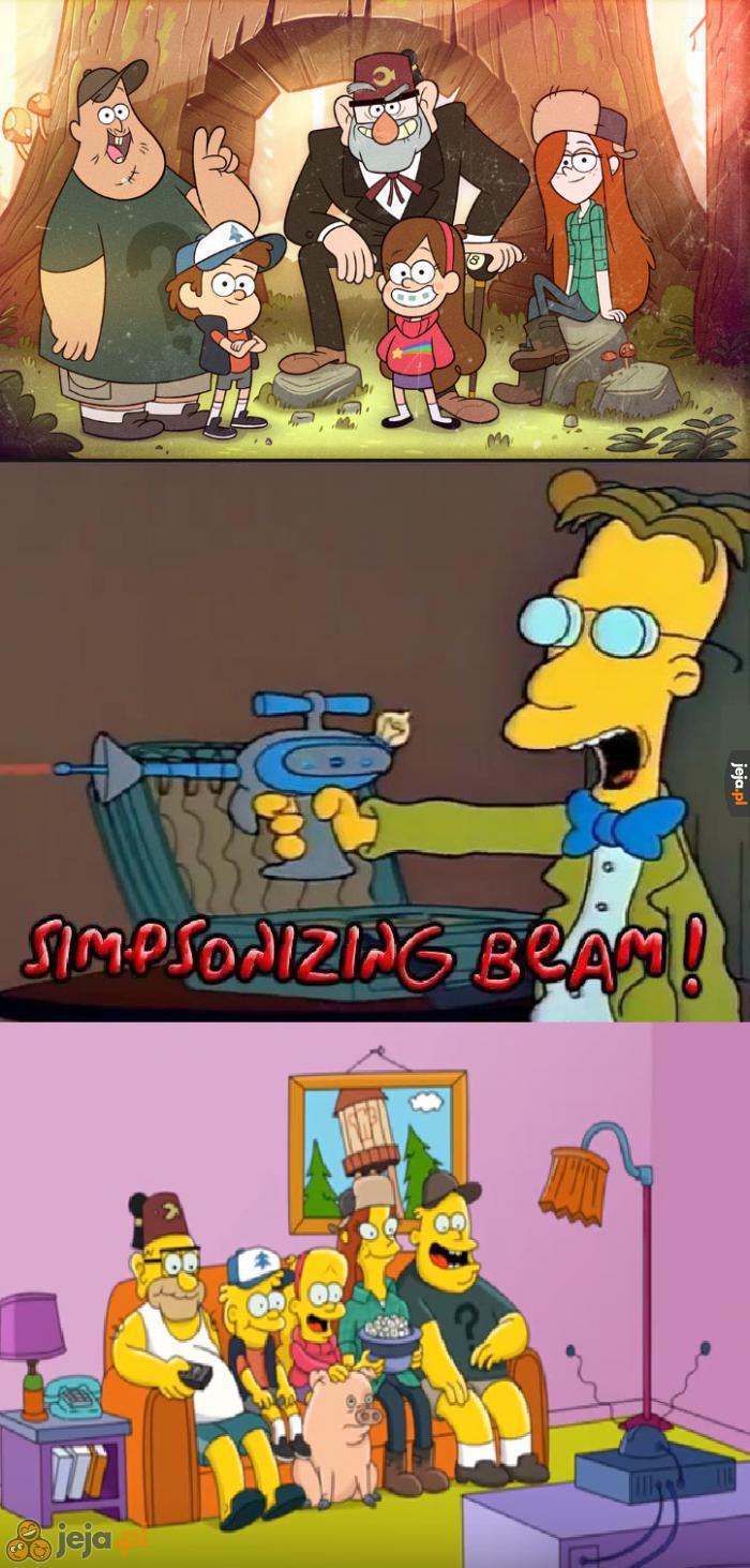 Simsponowie zrobili już wszystko