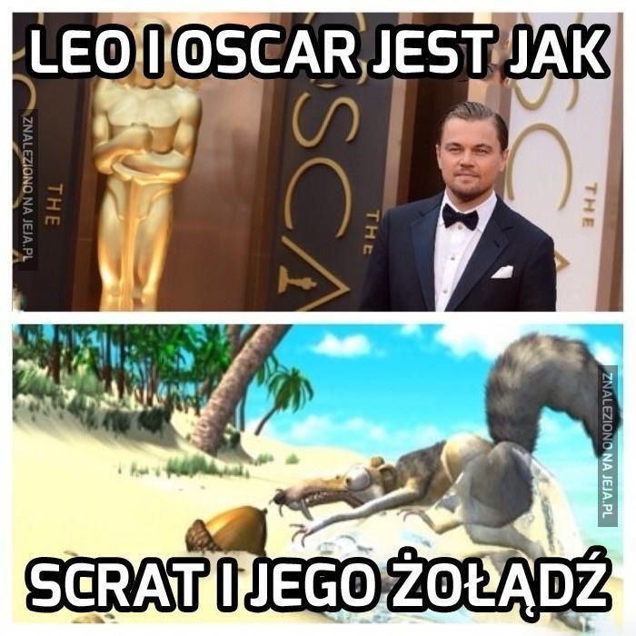 Leo i Scrat