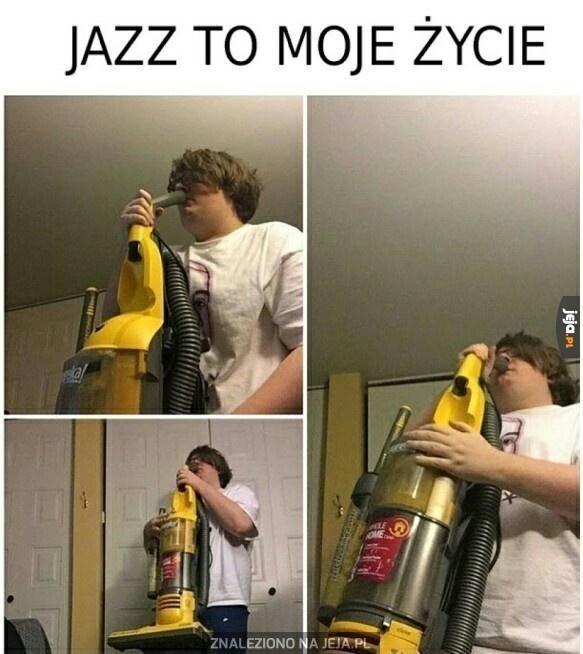 Jazz mym życiem