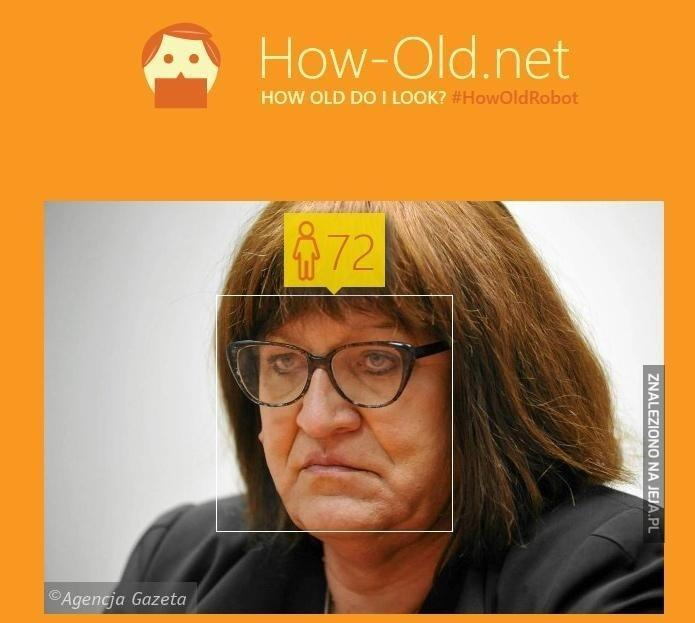 Mamusię oszukasz, tatusia oszukasz, ale how-old.net nie oszukasz
