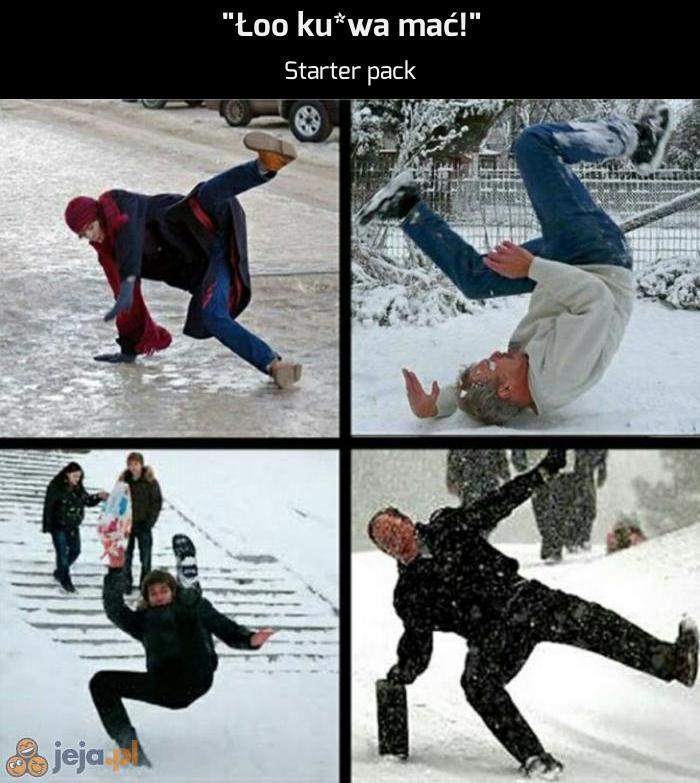 Idealny na zimę
