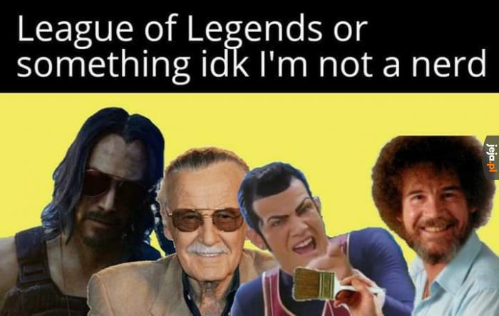 Prawdziwa Liga Legend