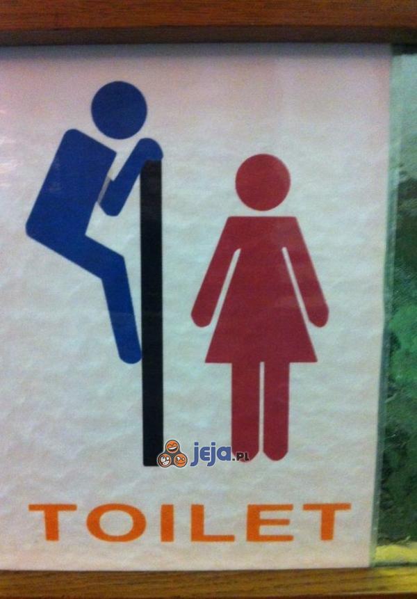 Wspólna toaleta?