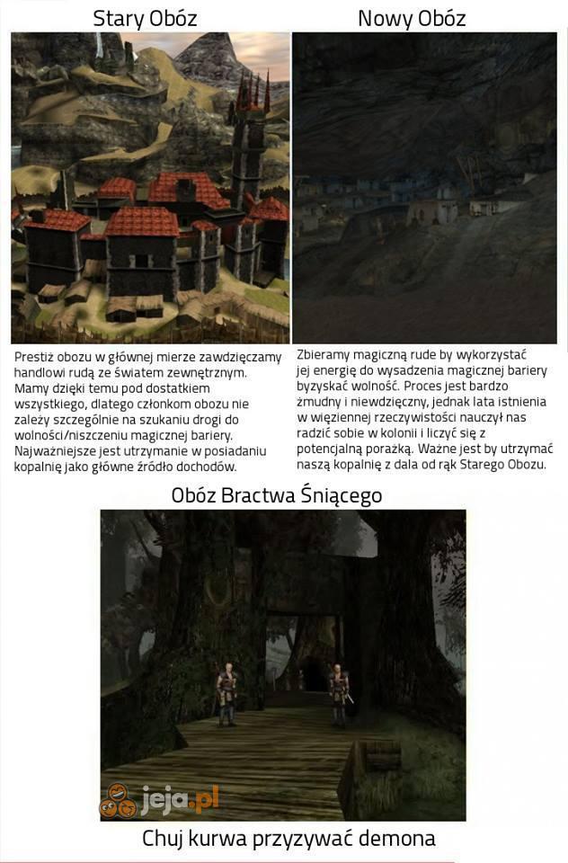 Obozy w Gothicu