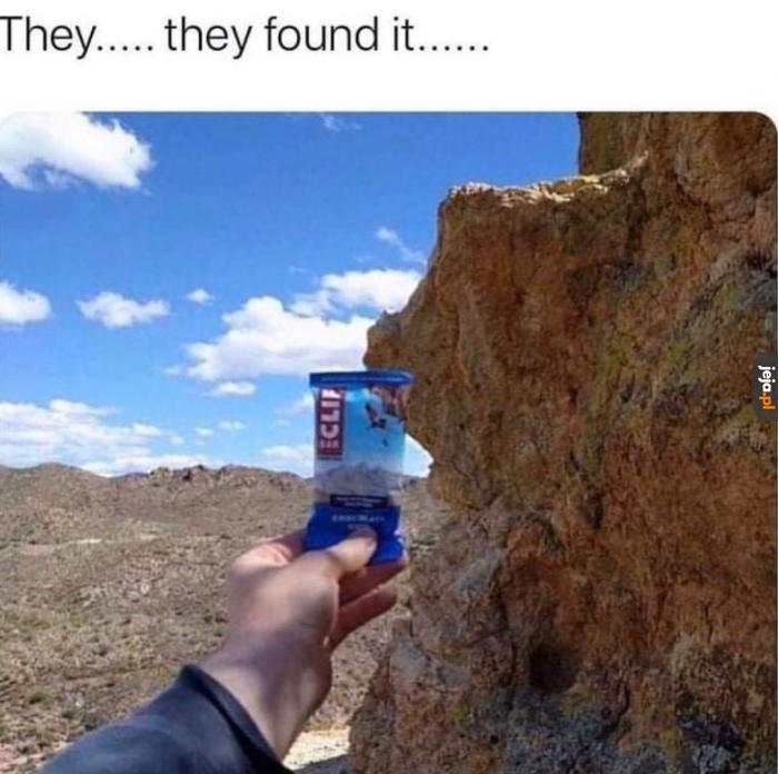 Znaleźli ją