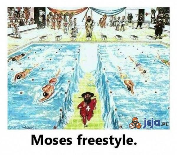Nowy styl pływacki