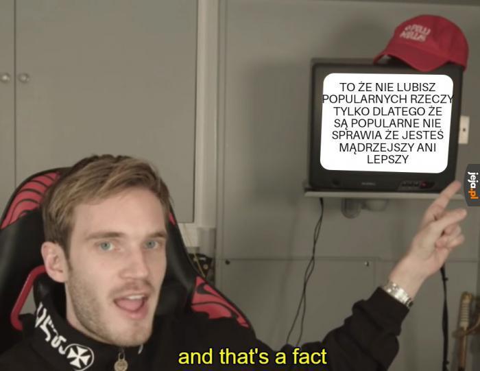 No taka jest prawda