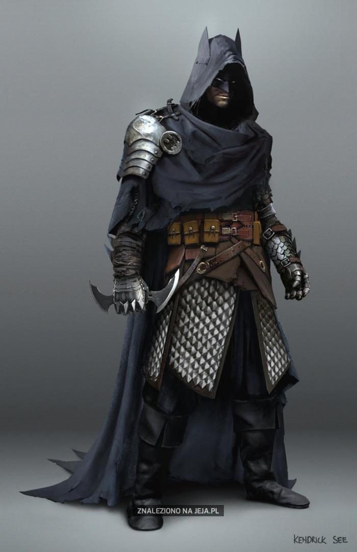 Batmans Creed