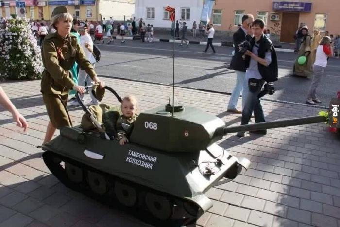 Typowa rosyjska mama