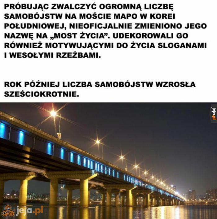 Most życia