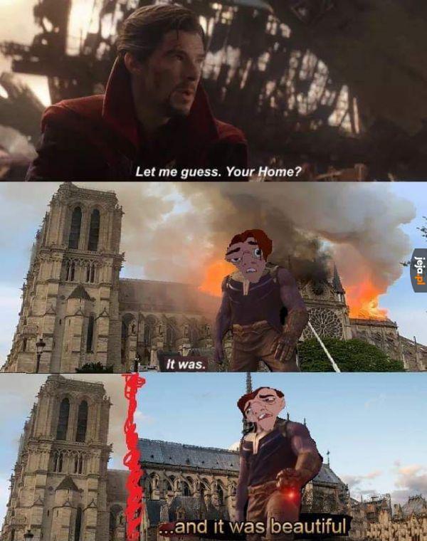 Biedny Quasimodo