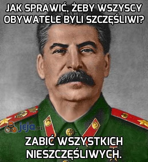 Prawda czysta, jak ruski spirytus...