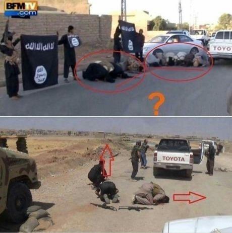 Członkowie ISIS nawet nie starają się udawać muzułmanów...