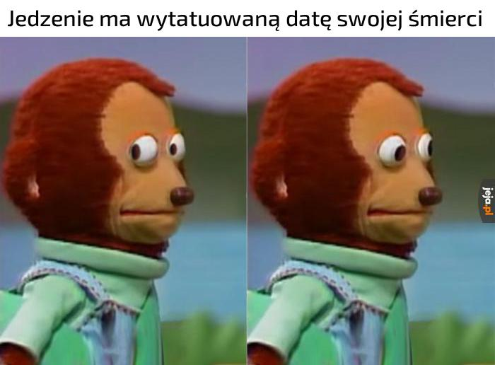 Ja wolę nie wiedzieć, kiedy umrę