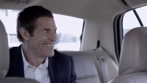 Kiedy kierowca taksówki mówi, że zna skrót