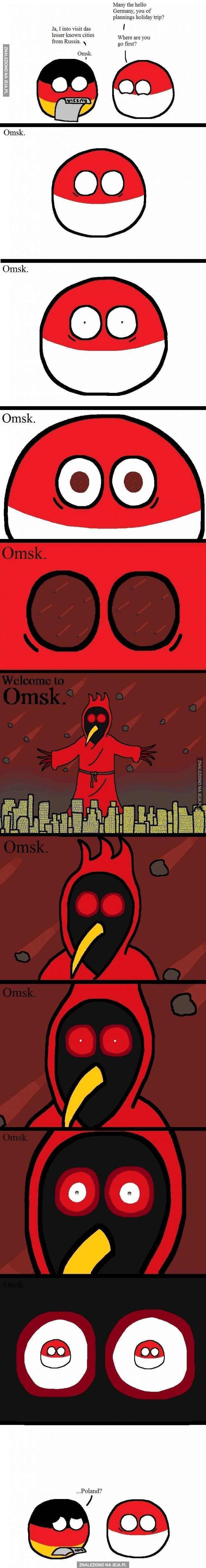 Omsk...