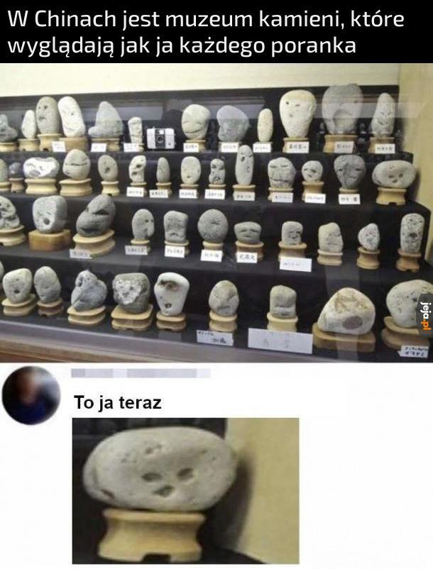 Którym kamieniem dziś jesteś?