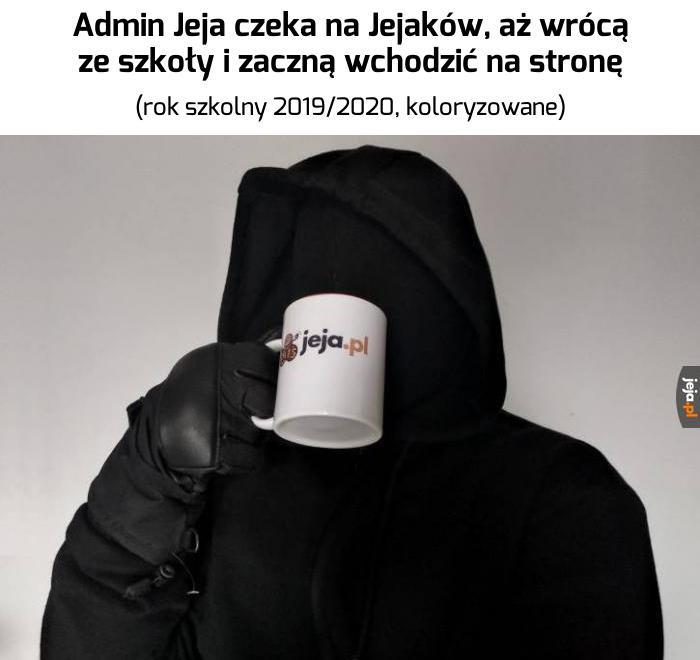 Wracajcie, memy czekają!
