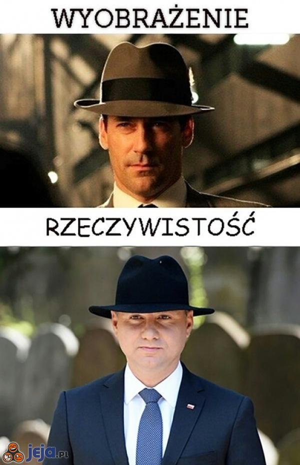 Gdy kupisz nowy kapelusz