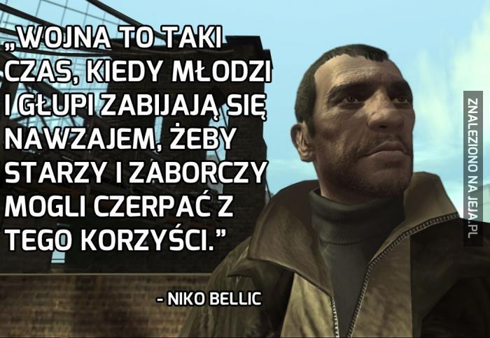 Wojna według Niko