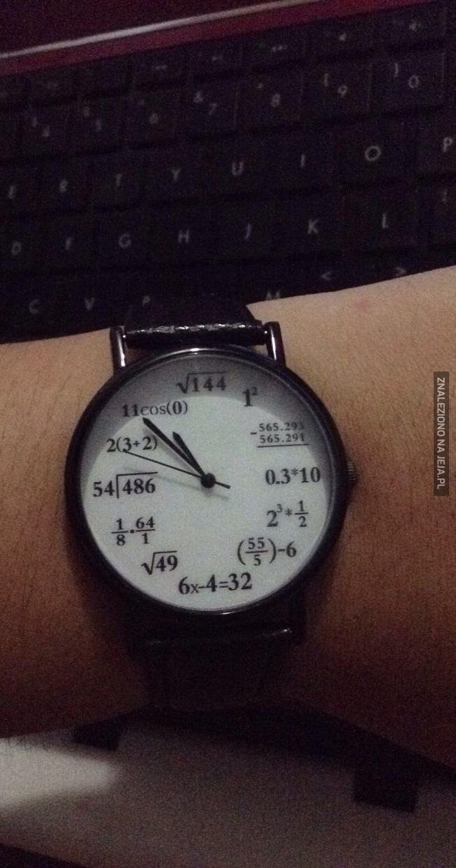 To która godzina?