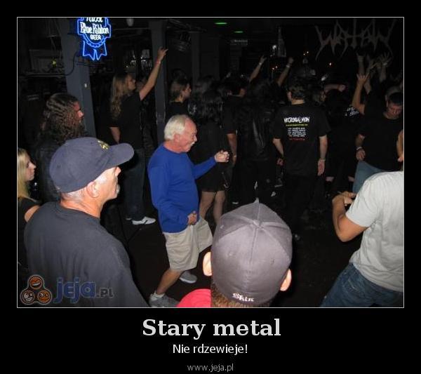 Stary metal