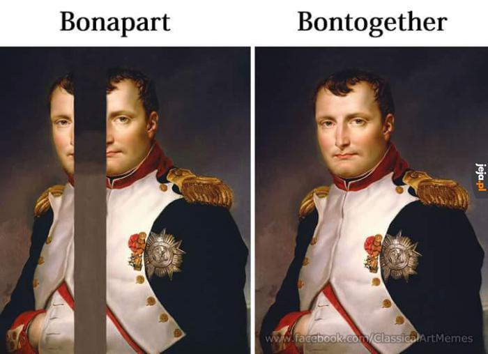 Nauka angielskiego z Napoleonem