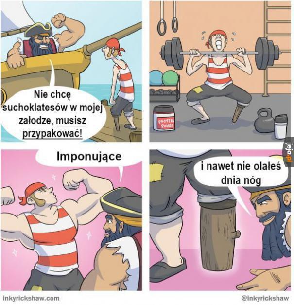 Piraci też mają sztandary