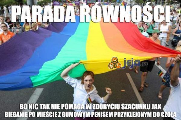 Parada Równośći