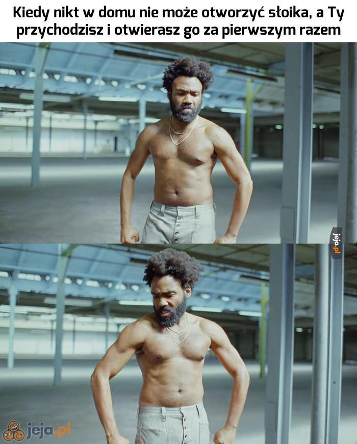 Potęga siły mięśni