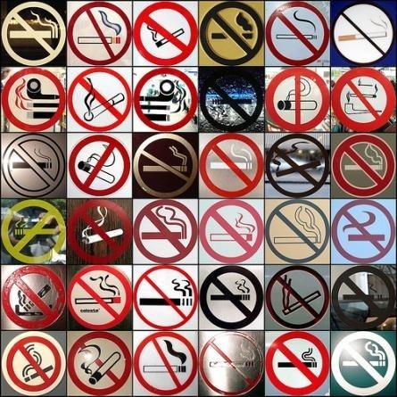 Zakazy palenia