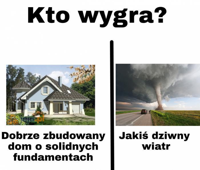 Doceń siłę wiatru