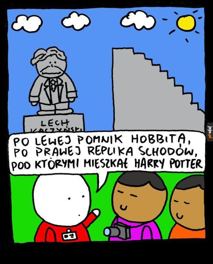 My Polacy kochamy fantastykę