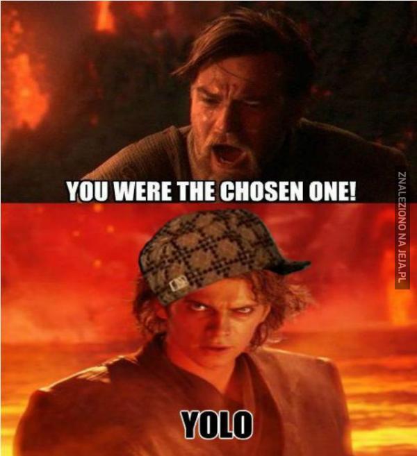 Anakin, nieeeee!