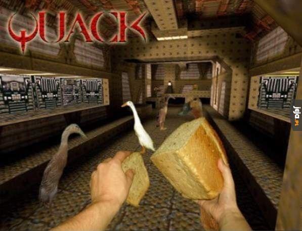 Quack 3 Arena