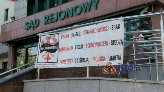 Polska umiera...