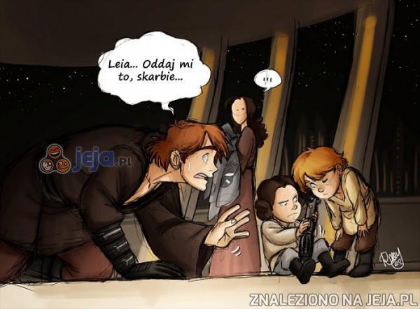 Gdyby Anakin nie dołączył do ciemnej strony mocy