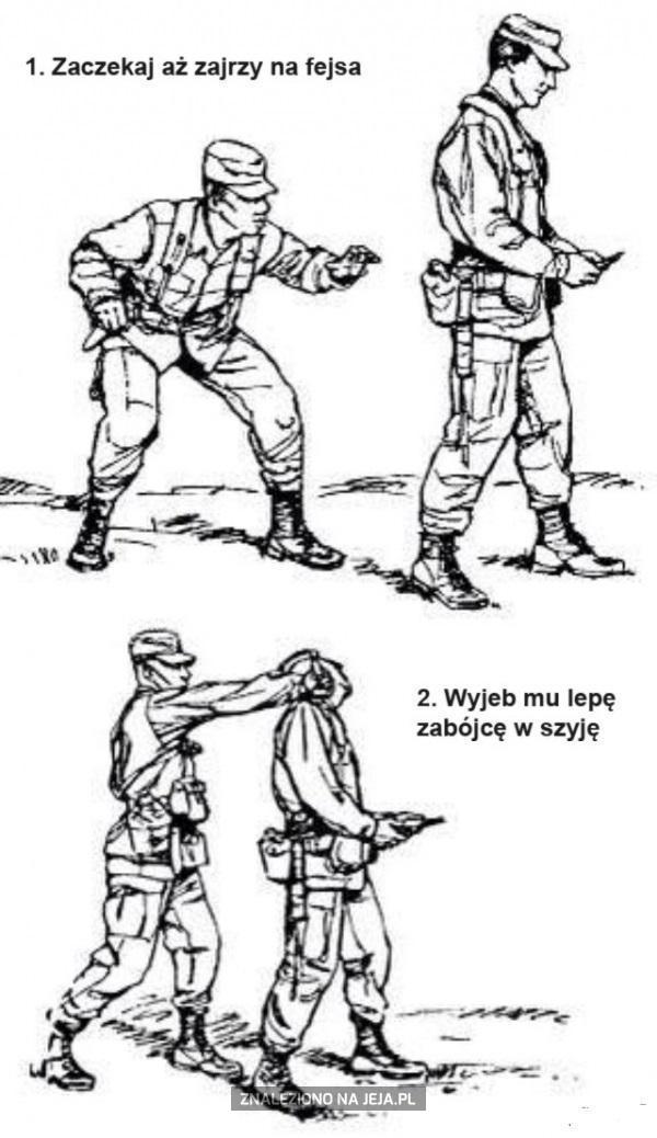 Najnowsza taktyka
